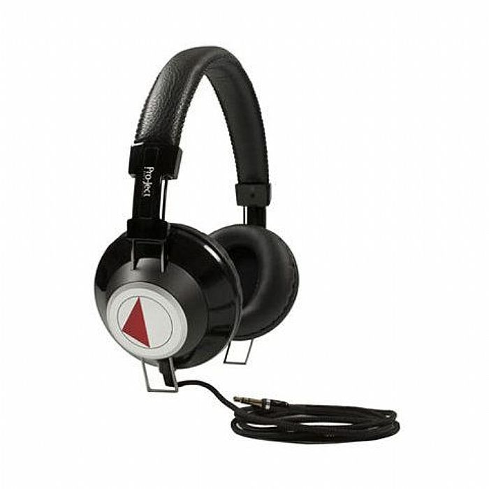 PROJECT - Project Hear It One Audiophile Stereo Headphones