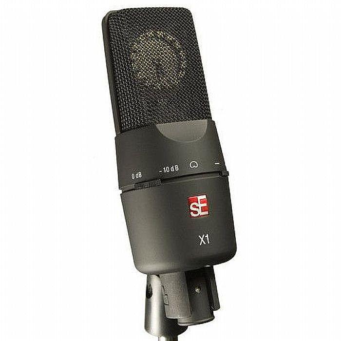 sE Electronics sEX1 Large Diaphragm Cardioid Condenser Microphone