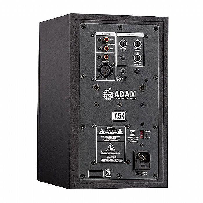 adam adam a5x active studio monitor single black monitor wall mount reduced price bundle. Black Bedroom Furniture Sets. Home Design Ideas