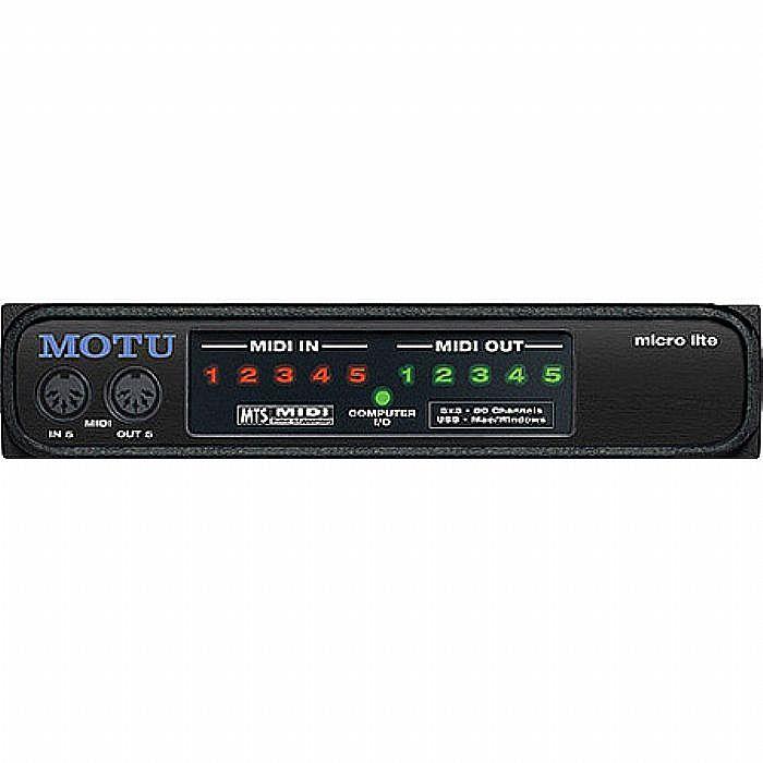 MOTU - MOTU Micro Lite MIDI Interface (B-STOCK)