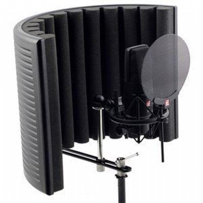 sE Electronics X1 Studio Large Diaphragm Cardioid Condenser Microphone Bundle