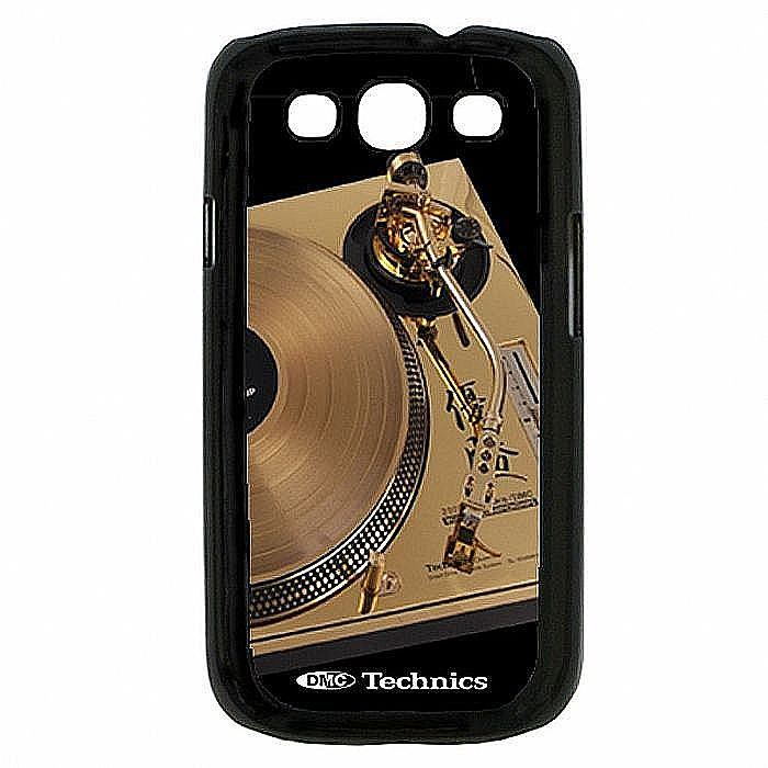 TECHNICS - Technics DMC Samsung Galaxy S3 Phone Case (black, gold)