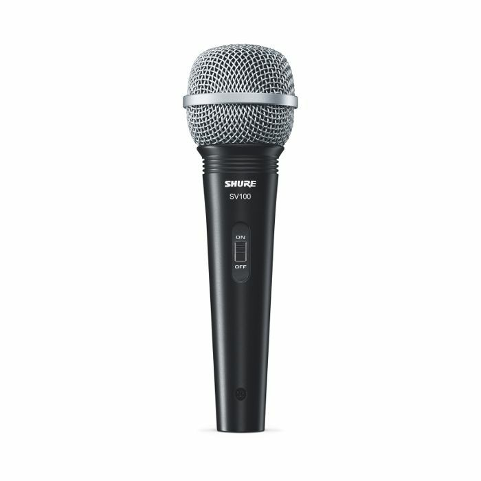 SHURE - Shure SV100 Dynamic Vocal Microphone