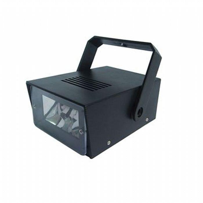 CHEETAH - Cheetah Battery Operated LED Mini Strobe (black)