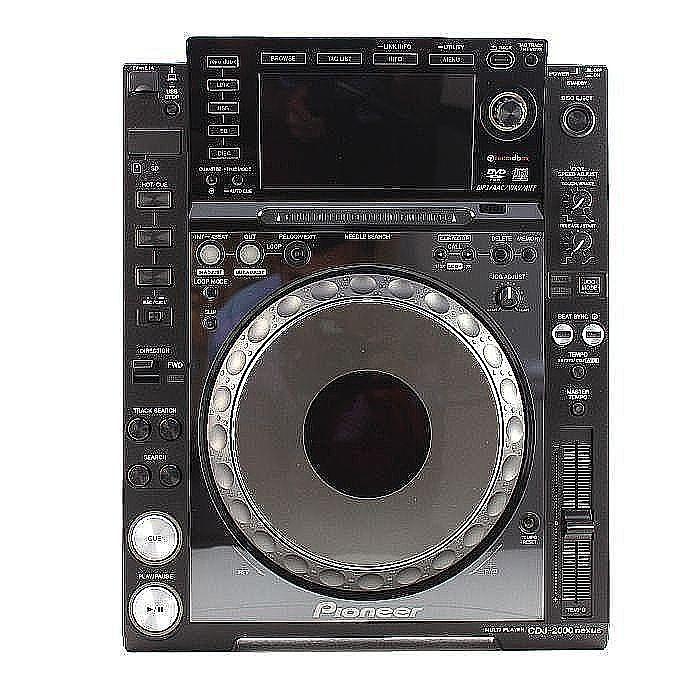 Pioneer CDJ2000 Nexus (pair) + FREE UDG Pioneer CDJ2000 Bags (pair)