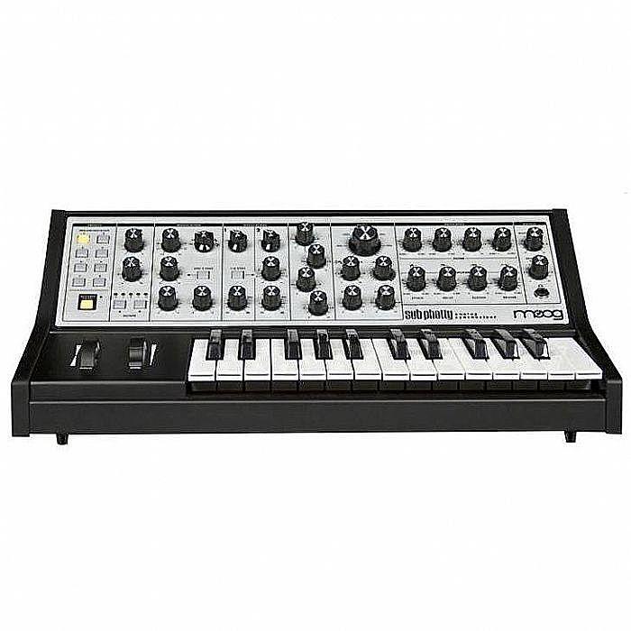 MOOG - Moog Sub Phatty Analog Keyboard Synthesizer