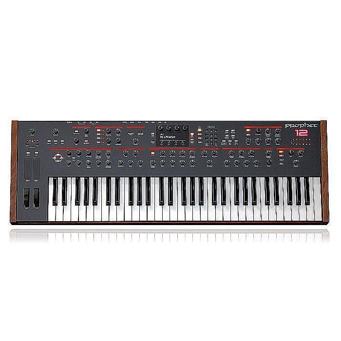 DAVE SMITH INSTRUMENTS - Dave Smith Instruments Prophet 12 Keyboard Synthesizer
