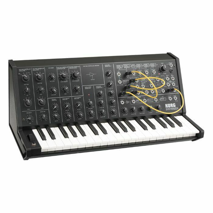 Korg MS20 Mini Monophonic Analogue Synthesizer