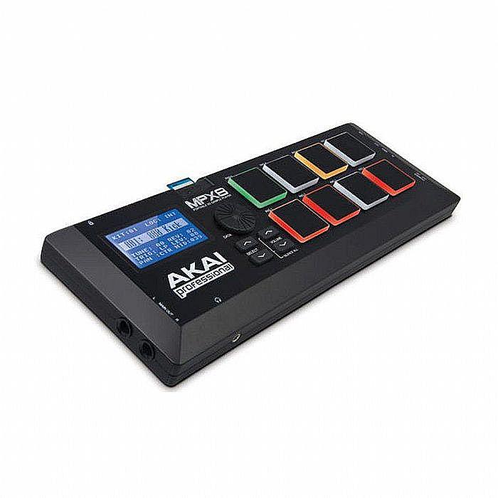 AKAI - Akai MPX8 SD Card Sample Pad Controller