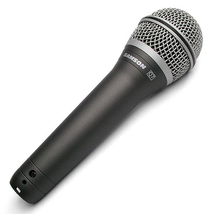 SAMSON - Samson Q7 Supercardioid Dynamic Microphone