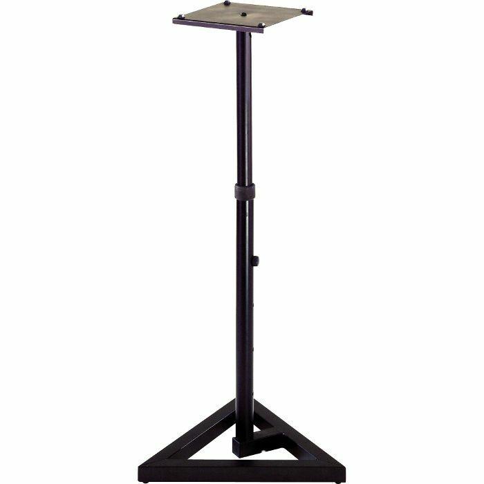 QUIKLOK - Quiklok BS300 Height Adjustable Near Field Monitor Stand (black)