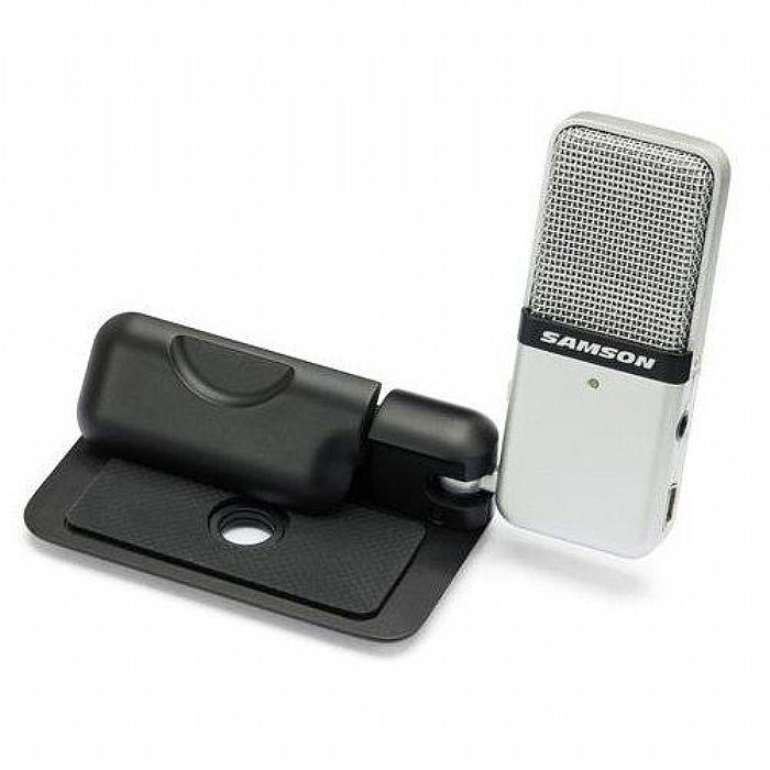 SAMSON - Samson Go Mic Portable USB Condenser Microphone