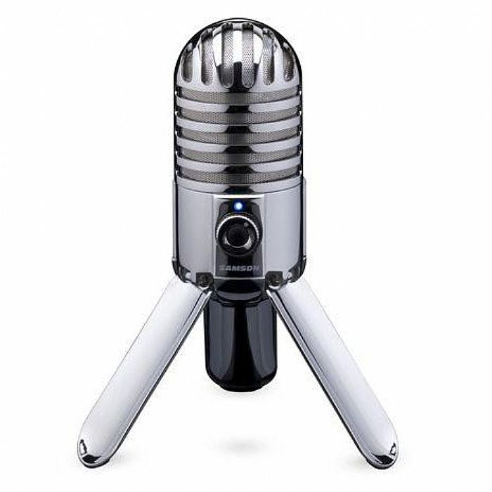 SAMSON - Samson Meteor Mic USB Studio Microphone