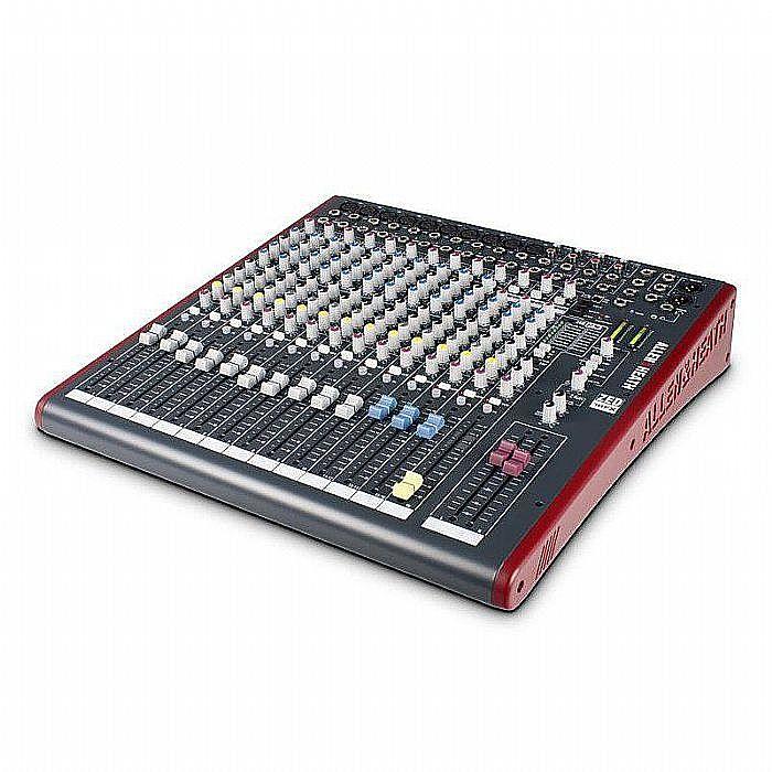 ALLEN & HEATH - Allen & Heath ZED16FX USB Mixer For Live Sound & Recording