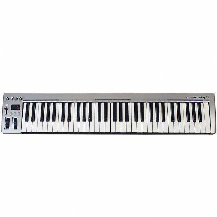 ACORN INSTRUMENTS - Acorn Masterkey 61 MIDI Controller Keyboard & Presonus Studio One Artist