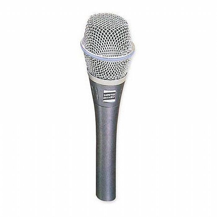 SHURE - Shure Beta 87A Vocal Condenser Microphone