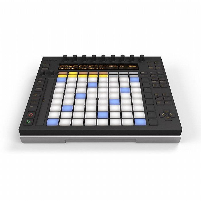 ABLETON - Ableton Push Instrument + Ableton Live 9 Intro or Upgrade to Live 9 Audio Production Software