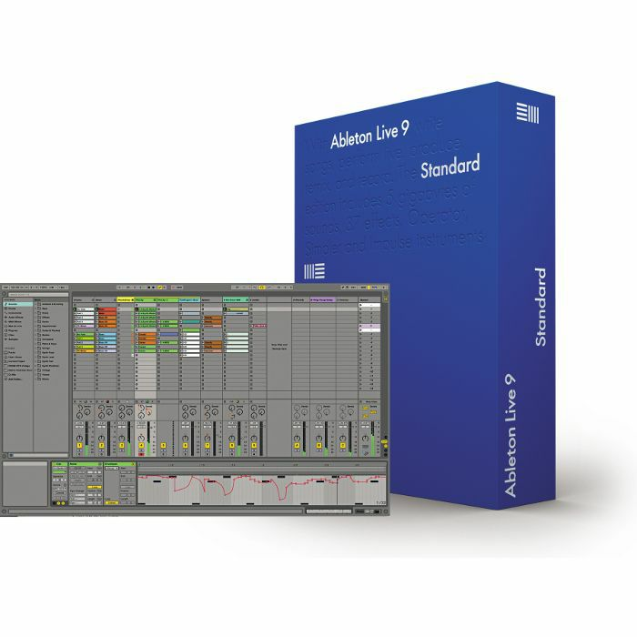ABLETON - Ableton Live 9 Standard Edition