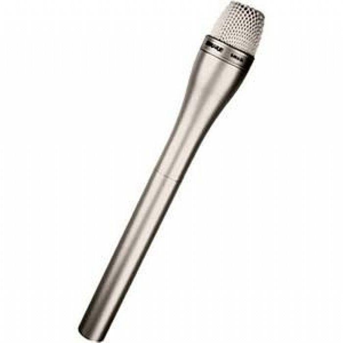 SHURE - Shure SM63L Dynamic Microphone (champagne)