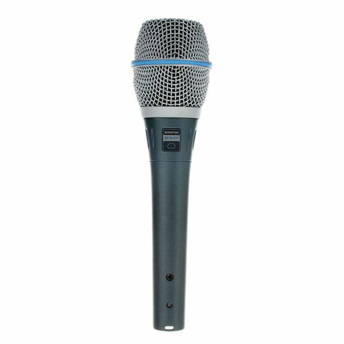 SHURE - Shure Beta 87C Vocal Condenser Cardioid Microphone