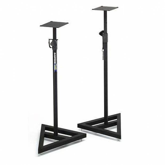 SAMSON - Samson MS200 Studio Monitor Stands (pair)