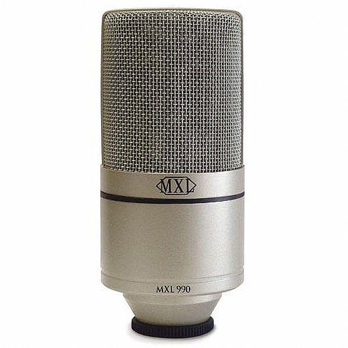 MXL - MXL 990 Condenser Microphone