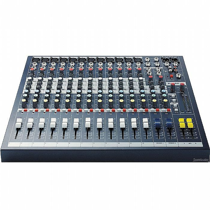 Multi Purpose Mixer ~ Soundcraft epm multi purpose mixer vinyl at