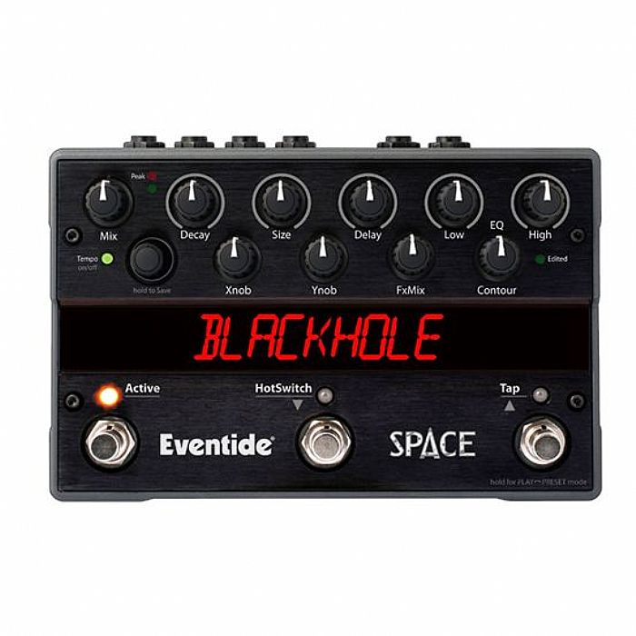 EVENTIDE - Eventide Space Programmable Reverb Effects Pedal