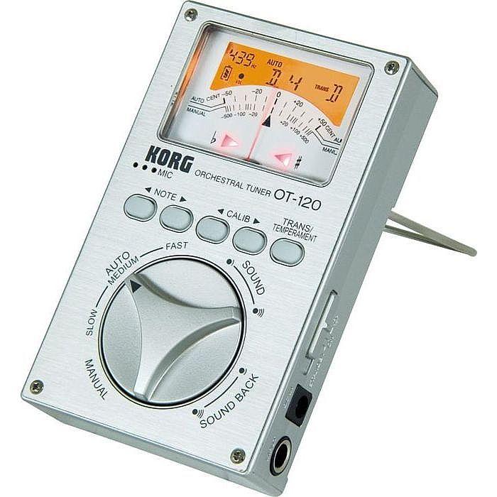 KORG - Korg OT120 Studio Pro Chromatic Orchestral Tuner