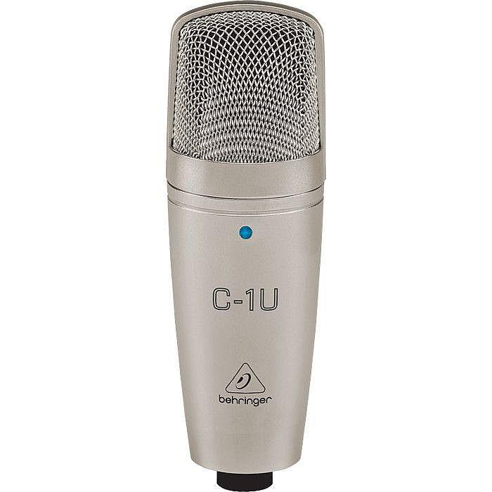 BEHRINGER - Behringer C1U USB Studio Condenser Microphone