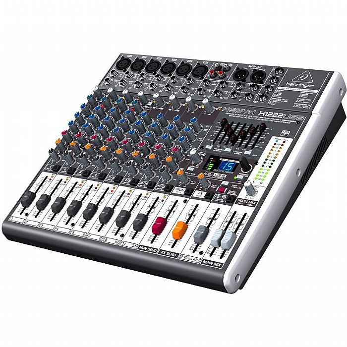 Behringer xenyx x1204usb software download