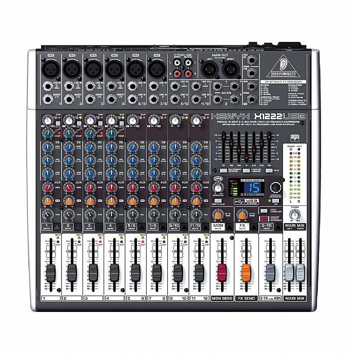 behringer behringer x1222 usb xenyx 16 channel mixer tracktion 4 rh es juno co uk behringer mixer manual online behringer mixer manuals pmps518s
