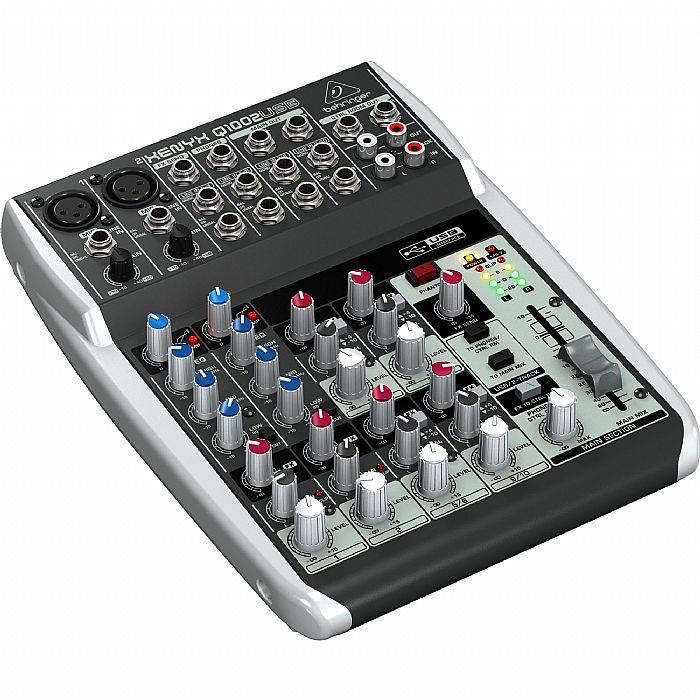 BEHRINGER - Behringer Q1002 USB Xenyx Mixer