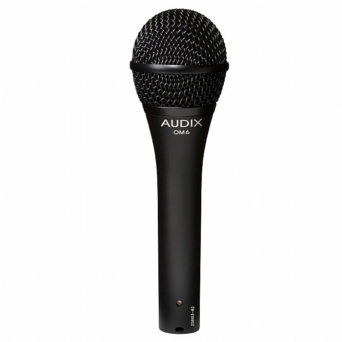 AUDIX - Audix OM6 Dynamic Vocal Microphone