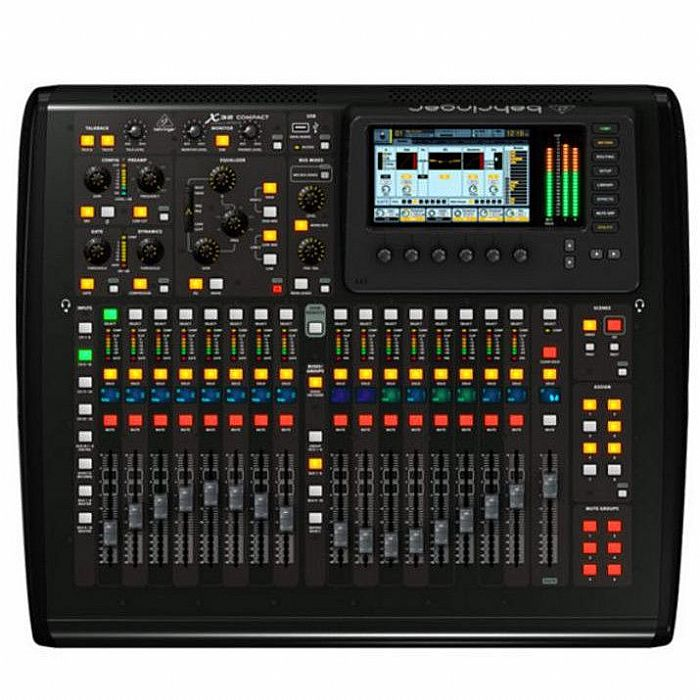 behringer behringer x32 compact digital mixing console vinyl at juno records. Black Bedroom Furniture Sets. Home Design Ideas