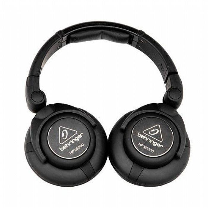 BEHRINGER - Behringer HPX6000 Headphones