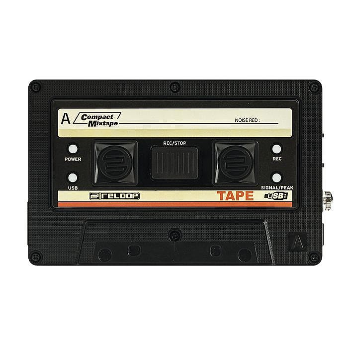 RELOOP - Reloop Tape USB Mixtape Recorder