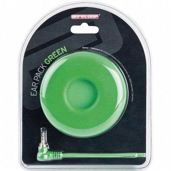 RELOOP - Reloop Ear Pack For Reloop RHP10/RH3500 Pro MkII/RH3500 Ltd Headphones (green)