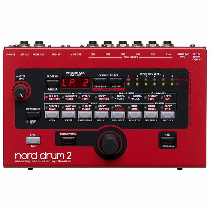 NORD - Nord Drum 2 Percussion Synthesizer