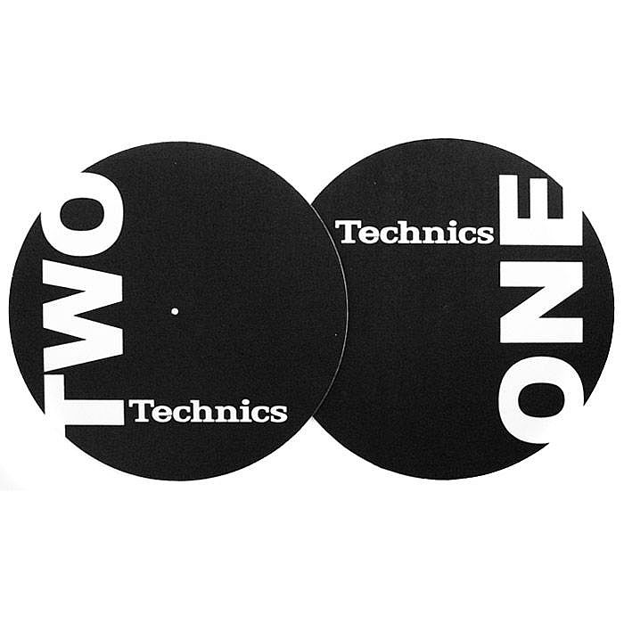 TECHNICS - Technics One-Two Slipmats