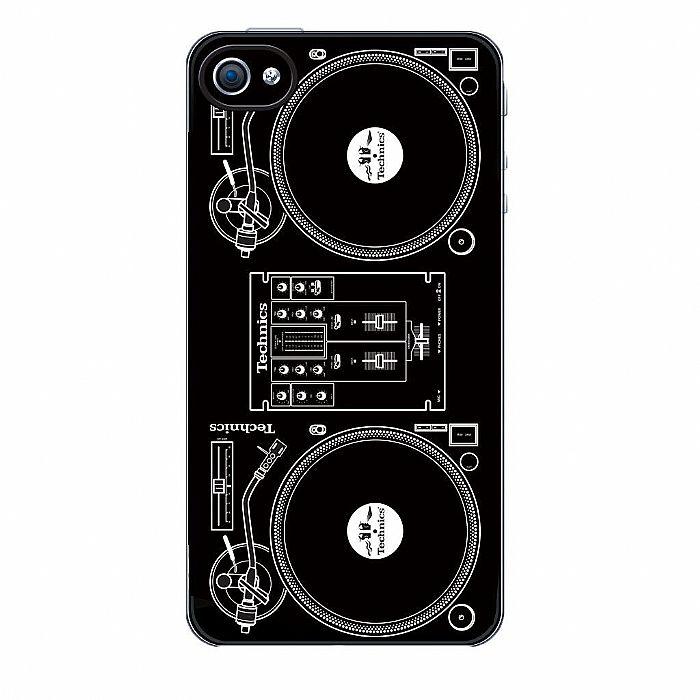 Technics phone cover technics iphone 5 classic case vinyl for Telefono 1210