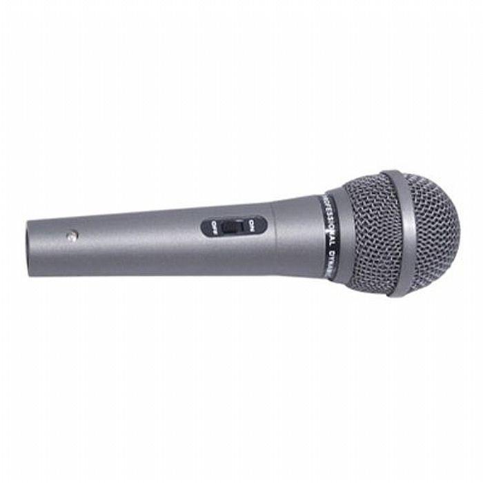 SOUND LAB - Sound LAB Dynamic Switched Microphone (gun metal)