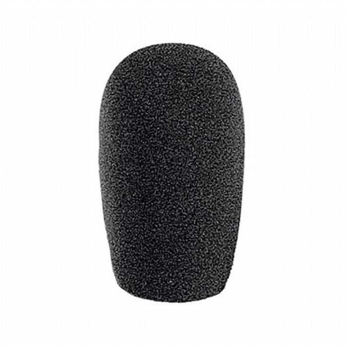 SOUND LAB - Sound LAB 22mm Internal Diameter Foam Microphone Windshields (black, pack of 3)