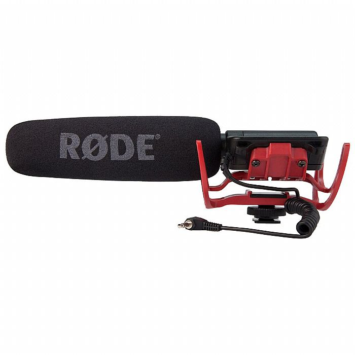 RODE - Rode VideoMic Directional Condenser Microphone With Rycote Lyre Shockmount