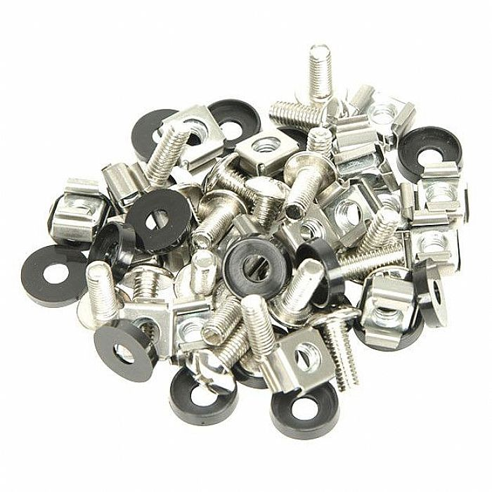 ADASTRA - Adastra Studio Rack Fixing Kit With Nuts Bolts & Plastic Washers (20 piece set)