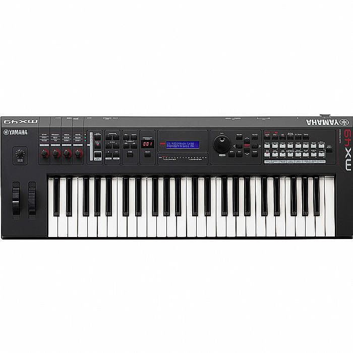 Yamaha Synthesizer History