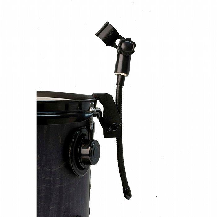 AUDIX - Audix DVice Gooseneck Rim Mounting Clip For Drum Microphones