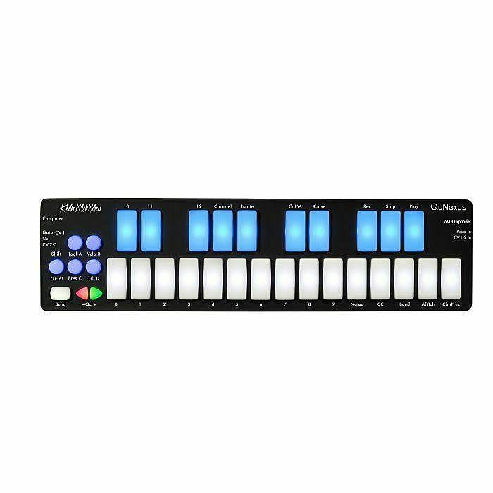 KEITH McMILLEN - Keith McMillen QuNexus Keyboard Controller