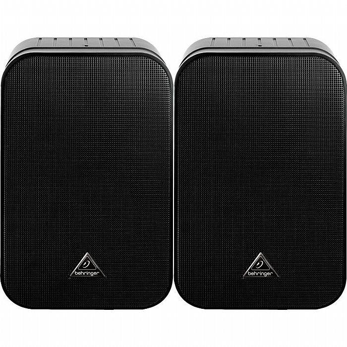 BEHRINGER - Behringer 1C Ultra Compact Monitor Speakers (black, pair)