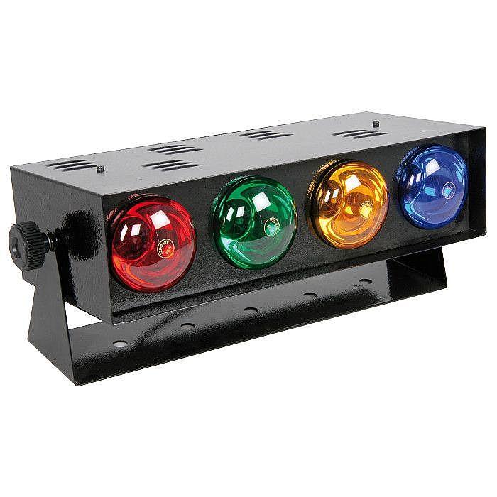 QTX - QTX 4 Channel Sound Activated Light Effect